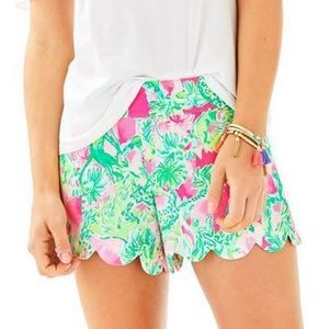 "🌴 Lilly Pulitzer • 4"" DAHLIA SHORT"
